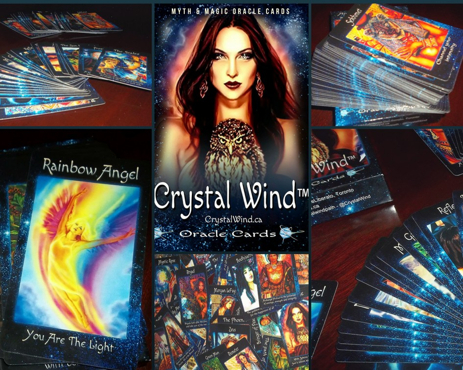 crystal wind oracle deck